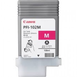 CANON PFI-102M (GENUINE) 130ML