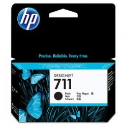 HP 711 80-ml Black Ink Cartridge