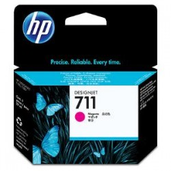 HP 711 3-pack 29-ml Magenta Ink Cartridge