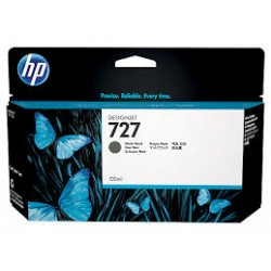 HP 727 130-ml Matt Black Ink Cartridge