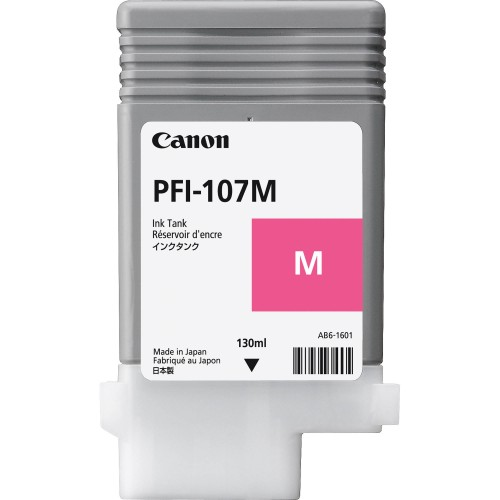 Canon PFI-107M (Genuine) 130ml