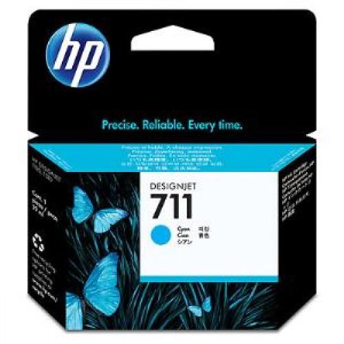HP 711 29-ml Cyan Ink Cartridge